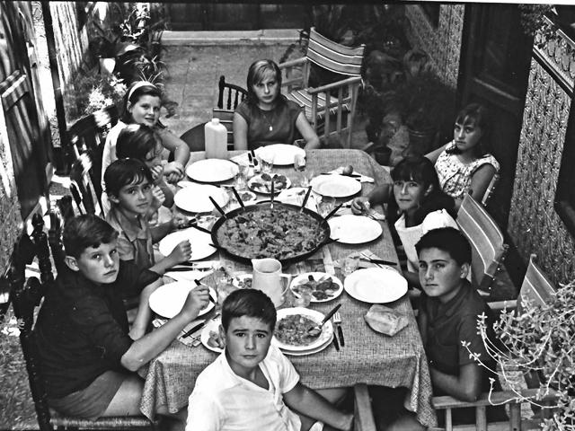Familia Gorets. Autor Antonio Alabau